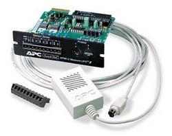 Environmental Monitoring SmartSlot Card (Temperature & Humidity) AP9612TH