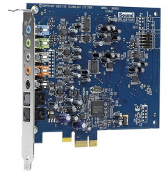 Sound Blaster X-Fi Xtreme Audio PCI Express 70SB104000001