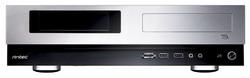 Корпус Antec Micro Fusion Remote 350 350W Black/silver
