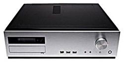 Корпус Antec Fusion Remote Black/silver
