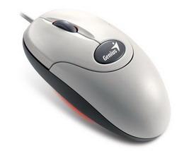Мышь Genius NetScroll 110 white optical USB