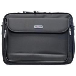 """Сумка для ноутбука BagSpace BS-320-15BK 15.5"""" Black"""