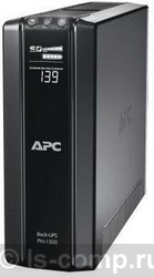 ИБП APC Power Saving Back-UPS Pro 1500, 230V BR1500GI фото #1