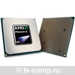 Процессор AMD Phenom II X4 965 Black Edition OEM HDZ965FBK4DGM фото #1