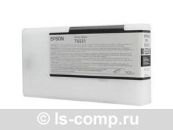 Струйный картридж Epson C13T653100 черный фото #1