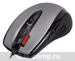 Мышь A4 Tech X6-70D Silver-Black USB+PS/2 фото #1