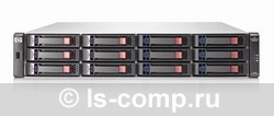 Сетевое хранилище HP StorageWorks MSA2000 Dual I/O AJ750A фото #1
