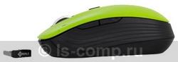 Мышь Kreolz WME-530g Green-Black USB фото #1