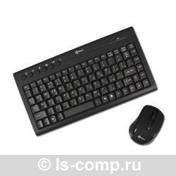 Комплект клавиатура + мышь Kreolz WMKM 1 Black USB WMKM1 фото #1