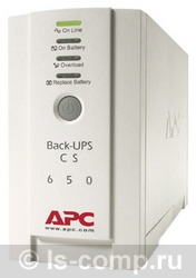 ИБП APC Back-UPS CS 650VA 230V BK650EI фото #1