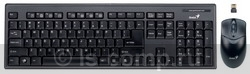 Комплект клавиатура + мышь Genius SlimStar 801 Black USB G-TT SlimStar 801 фото #1