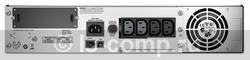 ИБП APC Smart-UPS 1000VA LCD RM 2U 230V SMT1000RMI2U фото #1