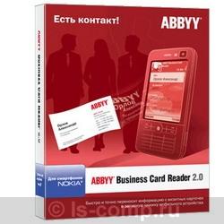 ABBYY Business Card Reader for Nokia 2.0 ABCR-20NB1U-102 фото #1