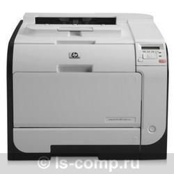 Принтер HP Color LaserJet Pro 400 M451nw CE956A фото #1