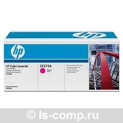 Лазерный картридж HP CE273A пурпурный фото #1