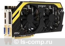 Видеокарта MSI GeForce GTX 680 1110Mhz PCI-E 3.0 2048Mb 6008Mhz 256 bit 2xDVI HDMI HDCP N680GTX Lightning фото #1
