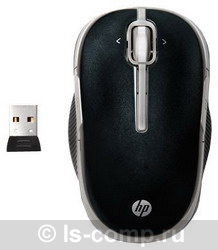 Мышь HP VK482AA Black USB фото #1
