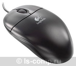 Мышь Logitech S96 Optical Wheel Black PS/2 953688-1600 фото #1