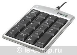 Клавиатура Dialog NP-01SU Silver USB фото #1
