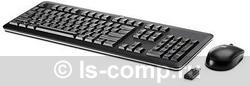 Комплект клавиатура + мышь HP QY449AA Black USB фото #1