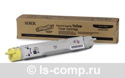 Тонер-картридж Xerox 106R01216 желтый фото #1