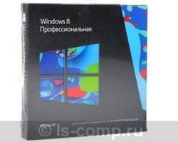 Microsoft Win Pro 8 32-bit/64-bit Russian VUP Russia Only DVD 3UR-00033 фото #1