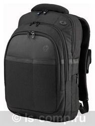 "Рюкзак HP Business Nylon Backpack 17.3"" Black BP849AA фото #1"