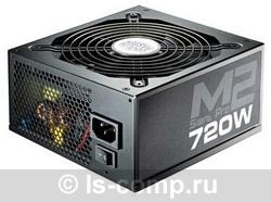 Блок питания Cooler Master Silent Pro M2 720W RS-720-SPM2 фото #1