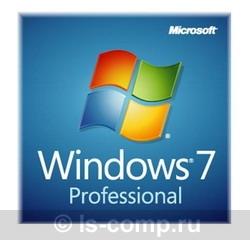 Microsoft Windows 7 Professional Russian Только лицензия FQC-00790-L фото #1