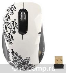 Мышь G-CUBE G7BW-60EN Black-White USB фото #1