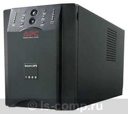 ИБП APC Smart-UPS 1500VA USB & Serial 230V SUA1500I фото #1