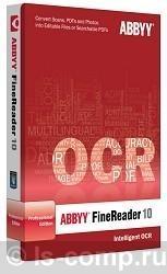 ABBYY FineReader 10.0 Professional Edition AF10-1S1B01-102 фото #1