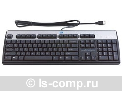 Клавиатура HP DT527A Black-Silver PS/2 фото #1