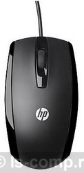 Мышь HP X500 Wired Mouse Black USB E5E76AA фото #1