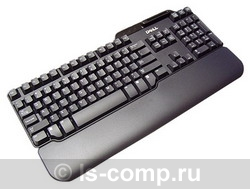 Клавиатура Dell Smartcard Keyboard Black USB 580-14458 фото #1