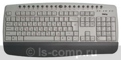 Клавиатура Dialog KM-201SP Silver PS/2 фото #1