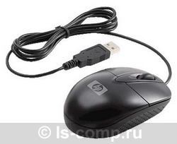 Мышь HP RH304AA Black USB фото #1