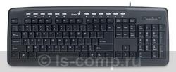 Клавиатура Genius KB-M220 Black PS/2 G-KB M220 PS/2 фото #1