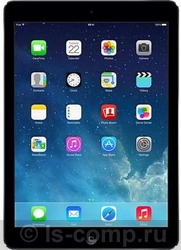 Планшет Apple iPad Air 16Gb Space Gray Wi-Fi + Cellular (4G) MD791RU/A фото #1