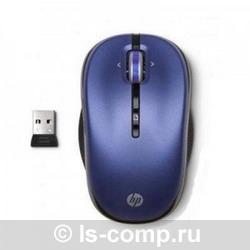 Мышь HP LX731AA Blue-Black USB фото #1
