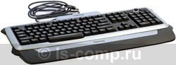 Клавиатура Chicony KUP-0603-SB Silver-Black USB фото #1