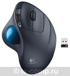 Мышь Logitech M570 Black USB 910-002090 фото #1