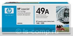 Лазерный картридж HP Q5949A черный фото #1
