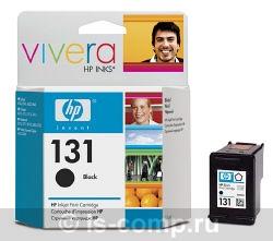 Струйный картридж HP 131 черный C8765HE фото #1