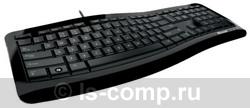Клавиатура Microsoft Comfort Curve Keyboard 3000 Black USB 3TJ-00012 фото #1