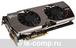 Видеокарта MSI GeForce GTX 580 800Mhz PCI-E 2.0 1536Mb 4008Mhz 384 bit 2xDVI HDMI HDCP N580GTX Twin Frozr III Power Edition/OC фото #1