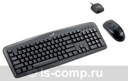 Комплект клавиатура + мышь Genius TwinTouch 600 Black USB G-TT 600 фото #1