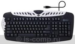 Клавиатура Kreolz KP 310Ub Black USB KP310UB фото #1