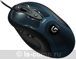 Мышь Logitech Optical Gaming Mouse G400s Black-Blue USB 910-003425 фото #1