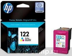 Струйный картридж HP 122 трехцветный CH562HE фото #1